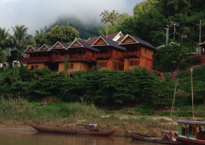 THE MEKONG RIVERSIDE LODGE
